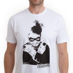 Men t-shirt Pragulic & Vladimir 518: Petr (limited edition)