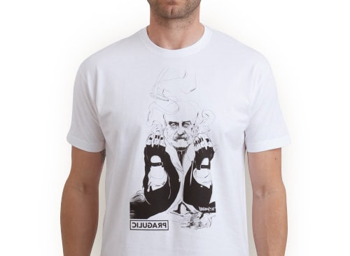 Men t-shirt Pragulic & Vladimir 518: Standa (limited edition)